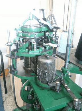 دستگاه جوراب بافی ایرانی